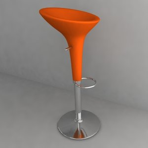 3d obj chair