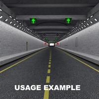 Road Tunnel UT