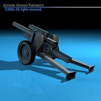obj field cannon