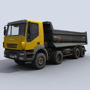 dump truck max