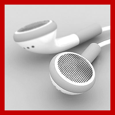 3d ipod video nano shuffle model