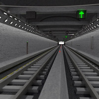 max train tunnel