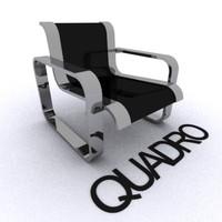 maya unique armchair