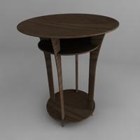 table obj