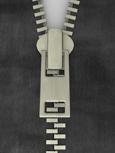 3ds max zipper accessories