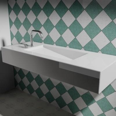 3d 3 sink model
