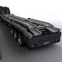 cars shipping concept truck