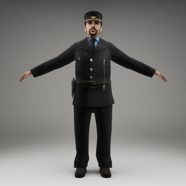 3ds max axyz rigged characters