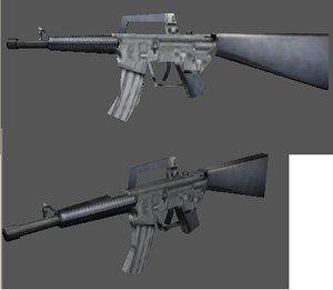 m4 rifle 3ds