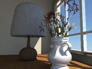 flower vase 3d ma