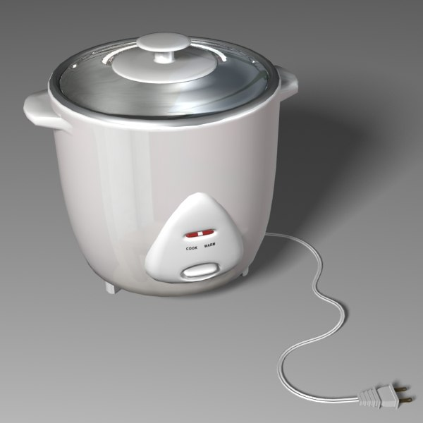rice cooker 3ds