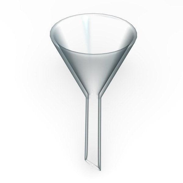 lab funnel 3d lwo