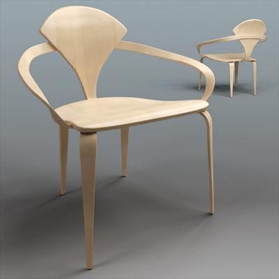 chair maple x
