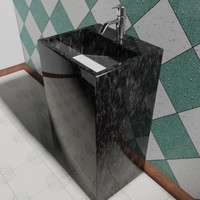 3ds max sink totem