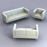 lwo sofa leather seat