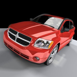 new dodge caliber 2007 max