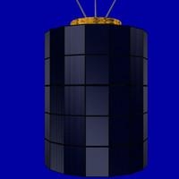 lightwave satellite spacecraft