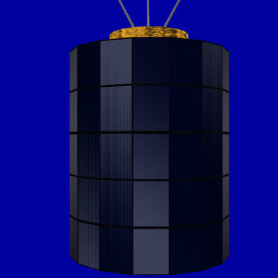 lightwave satellite spacecraft