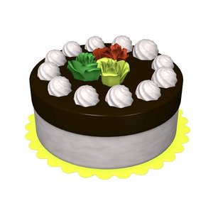 cake dxf