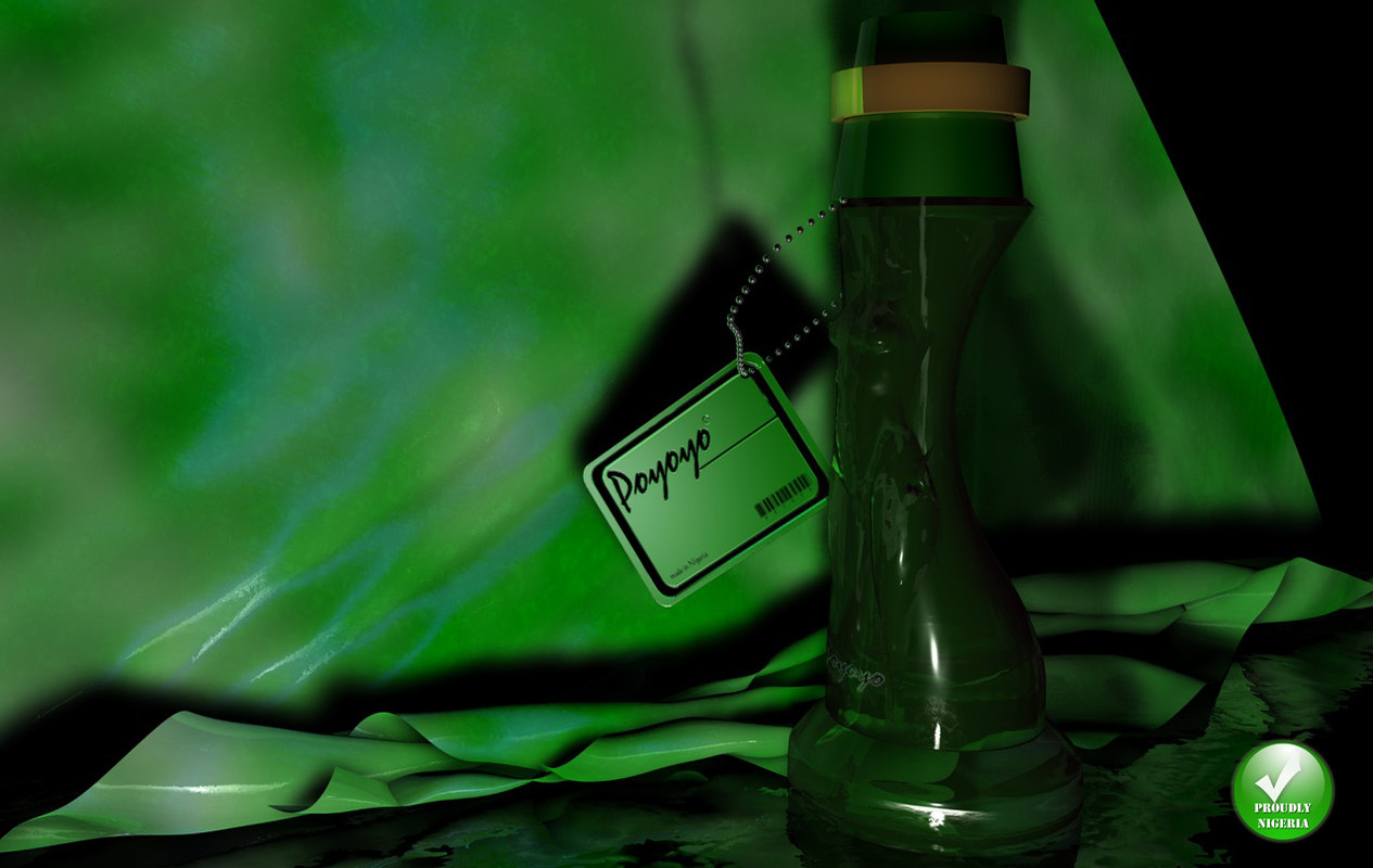 free perfume 3d model