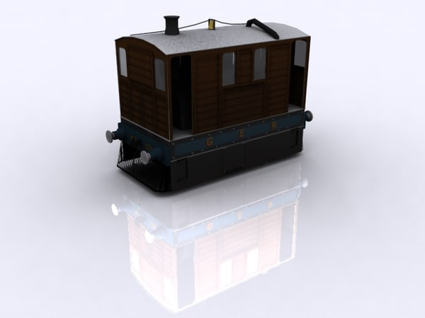 tram steam 3ds