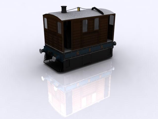 tram steam 3ds