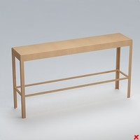 3d max table furniture