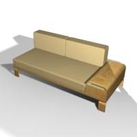ikea sofa 3d max