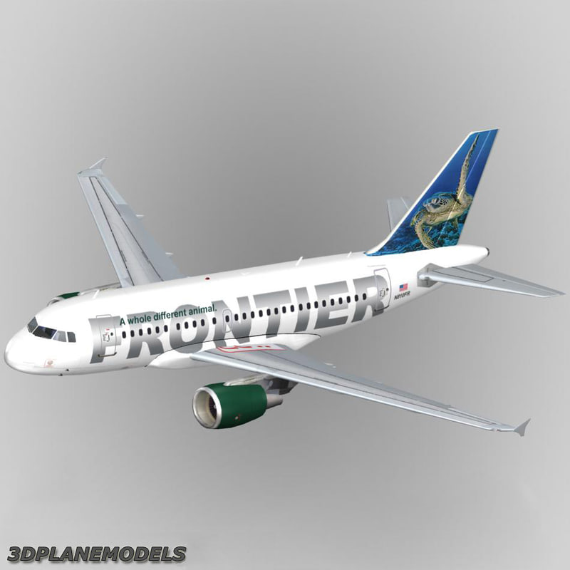 max airbus a318 frontier a-318