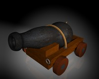 old canon 3d model