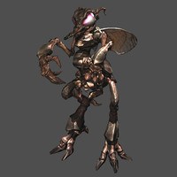 character animations 3d max
