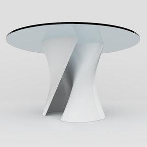 table mdf italia 3ds
