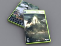 max halo 3 dvd case
