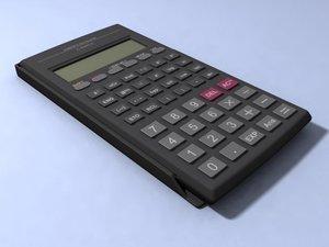 scientific calculator 3d 3ds