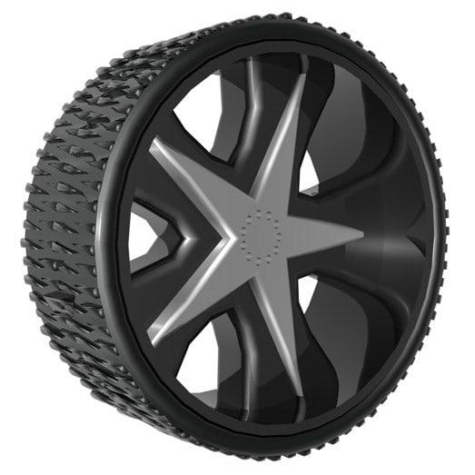 free c4d mode icw osaka rim tire
