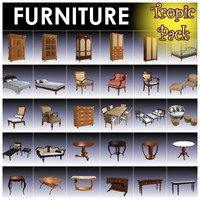 Furniture - Tropic Pack
