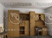 3ds max furnishings