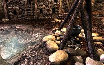 lightwave scavenger cave underground