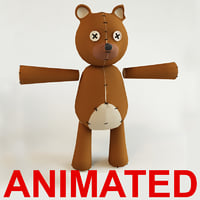 animation modelled s