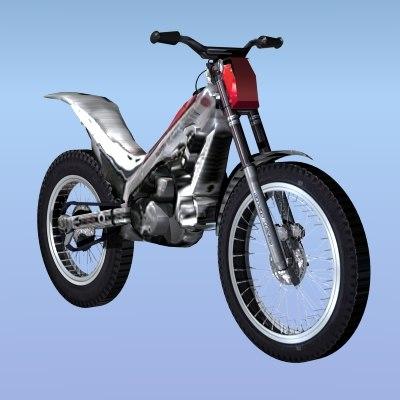 trial bike cota 3d lwo