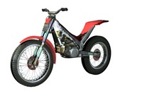 Trial Bike Monteso