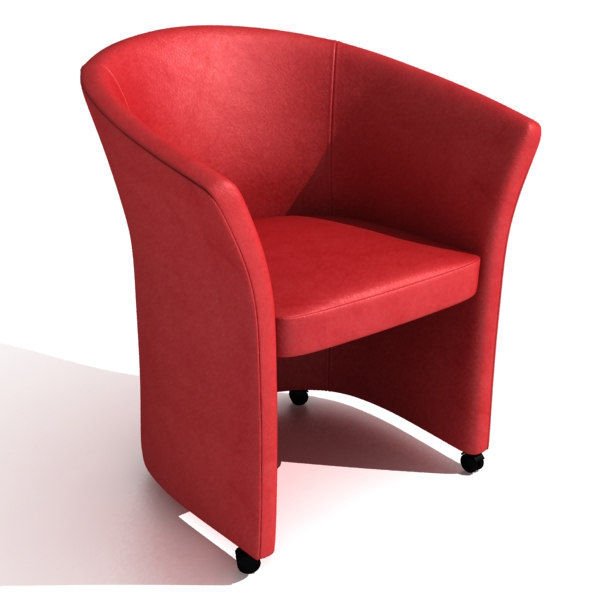 3d model picco chair