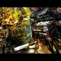 3d fish tank