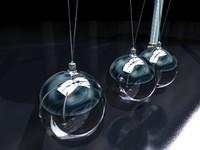 gravity ball 3d model
