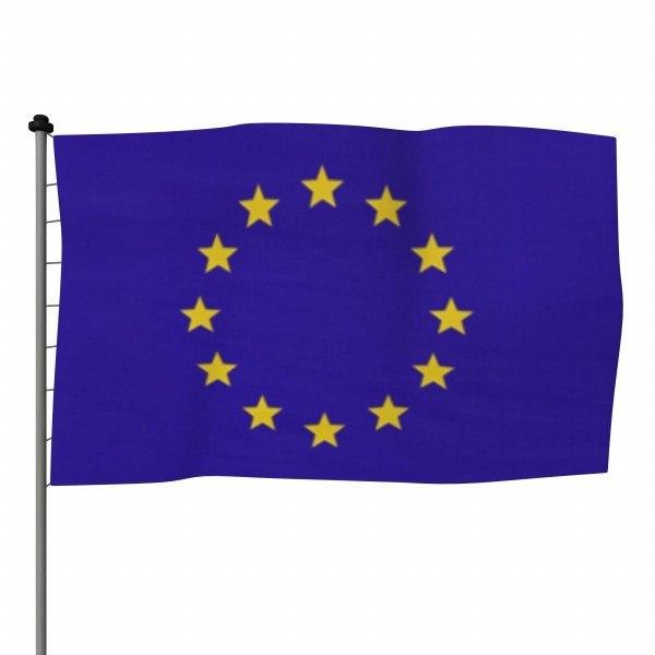 eu flag 3ds