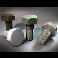 maya precision bolts threads