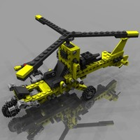 Technic Helicopter