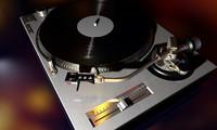 3d model technics sl-1200 dj turntable