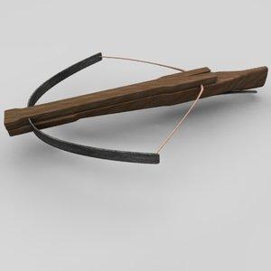 bow crossbow cross dxf