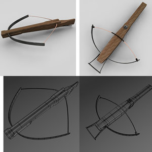 bow crossbow cross 3ds